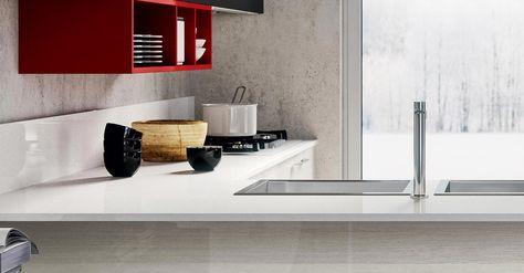 Top cucina in quarzo, Corian o ceramica? Ti aiutiamo a scegliere ...