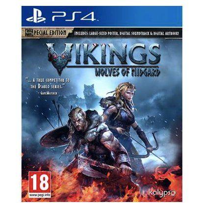 Vikings Ps4 Jogos Ps4 Xbox One Vikings