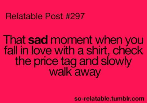 that sad,sad moment..
