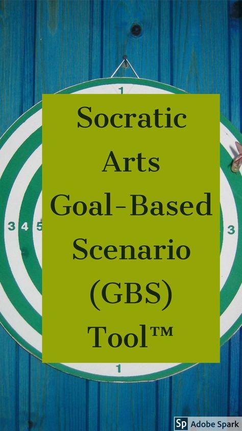 Goal-Based Scenario (GBS) Tool™