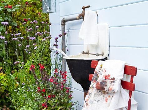 Outdoor Waschbecken.Pinterest España