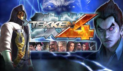 Tekken 4 Ps2 Iso Free Download Tekken 4 Game Download Free