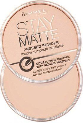 Rimmel Stay Matte Puder Matujacy Kolory 01 03 04 6 Beauty Products Drugstore Rimmel Stay Matte Pressed Powder