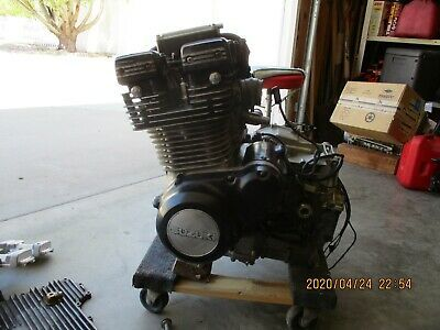 Advertisement Ebay 1982 Gs1000 Katana Complete Engine In 2020 Motorcycle Parts And Accessories Engineering Katana