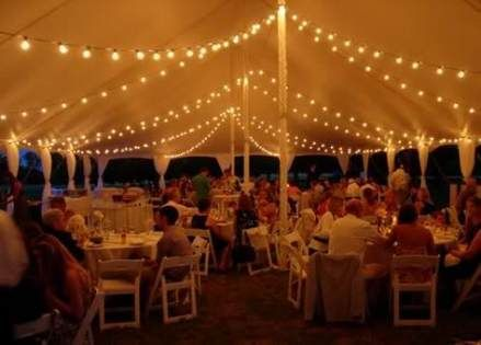 42 Ideas For Backyard Wedding Tent Lights Wedding Tent Lighting Wedding Tent Decorations Tent Lighting