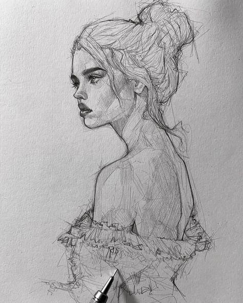 Pencil Sketch artist Efraín Malo