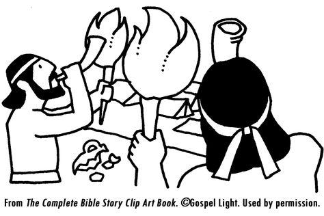 Preschool Bible Christian Life Application