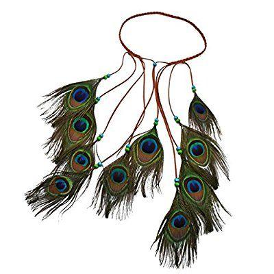 Magideal Ethnische Indische Bohmische Boho Stil Haarband Stirnband