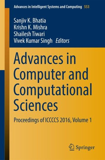 Advances In Computer And Computational Sciences Ebook By Rakuten Kobo Computer Humor Science Science Books