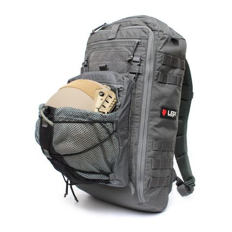 """2 part has /""""piggy back/"""" bag option Hi Vis back Pack"""