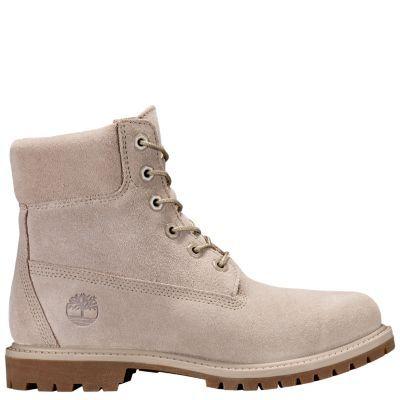 Inch Premium Suede Waterproof Boots