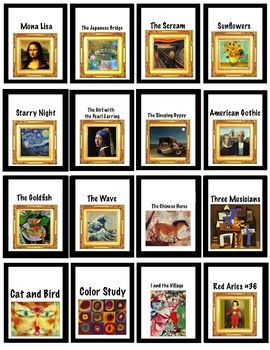 Painting Titles : painting, titles, Famous, Paintings, Titles, Page), Paintings,