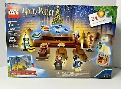 Lego Harry Potter Advent Calendar 75964 Building Kit New 2019 305 Pieces Ebay Harry Potter Advent Calendar Lego City Advent Calendar Harry Potter Items