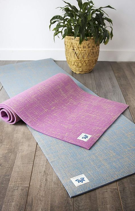 Buy Lottus Life Natural Jute Fiber Premium Yoga/Exercise Mat w/Strap – Extra Thick – Eco-Friendly – Best Yoga Mat for Pilates, Gym, Workout, Home – Extra Long Non-Slip Memory Foam-Like Home Workout Equipment, Yoga Equipment, Yoga Towel, Mat Exercises, Yoga Accessories, Best Yoga, Fun Workouts, Yoga Fitness, Pilates
