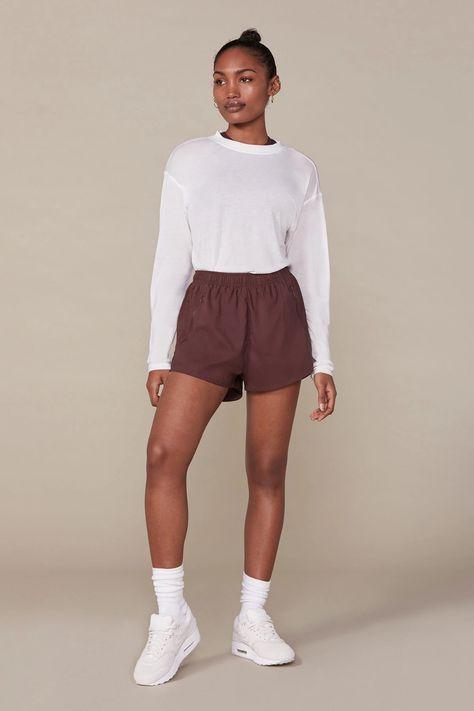 Black Gazelle Short - XS