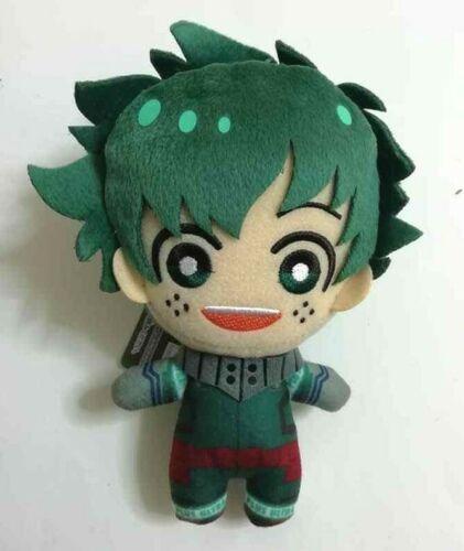 My Hero Academia Tomonui Plush Keychain Mascot Doll All Might 15cm Anime b F//S