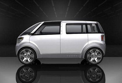 Motor Life Blog 2006 Mitsubishi Concept Ez Miev In 2020 Mitsubishi Concept Concept Cars