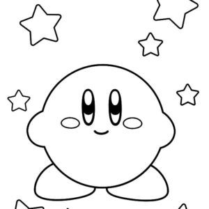 Sword Needle Kirby Coloring Pages Kids Play Color In 2020 Coloring Pages Coloring Pages For Kids Online Coloring
