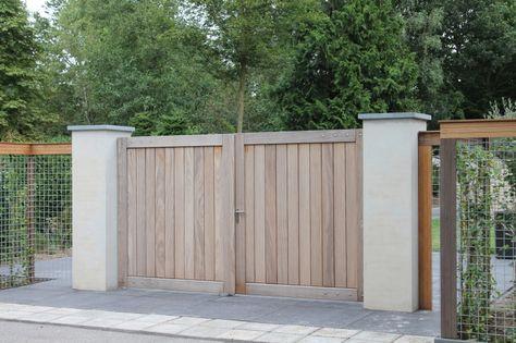 Strakke poort. Wow!