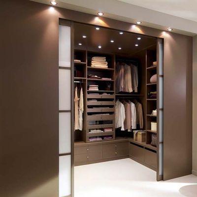 Aménagement Dressing : Optimiser Son Rangement | Dressings