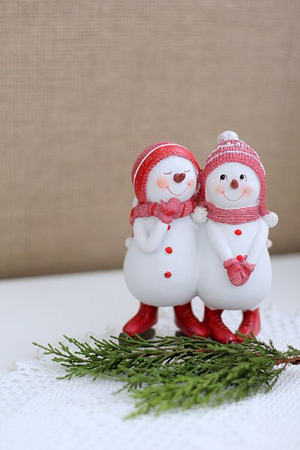 """Sweet Couple, via Flickr. 