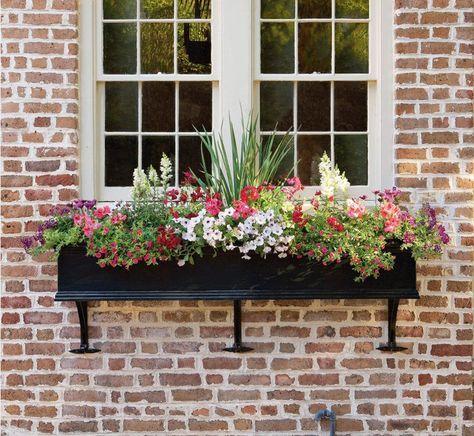Balkonkasten Ideen Fur Alle Jahreszeiten 1