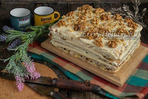 торт наташа пошаговый рецепт