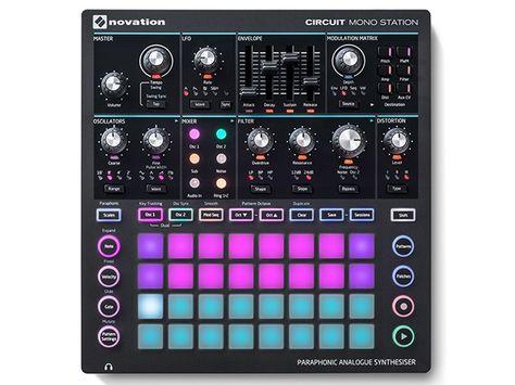 MFB Tanzbar 2 Analogue Drum Computer /& Bass Synthesiser