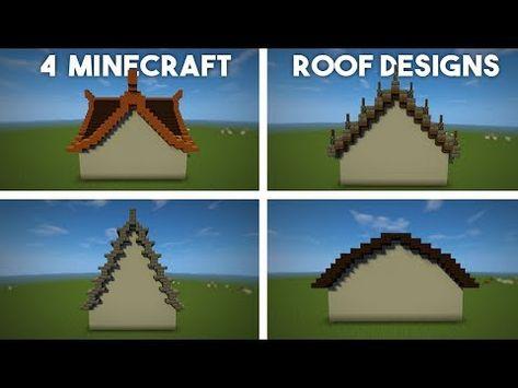 Pin By Io Kawaii Oi On Minecraft In 2020 Minecraft Roof Minecraft Designs Minecraft Creations