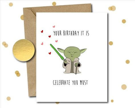 List Of Pinterest Star Wars Birthday Card Funny Awesome Pictures