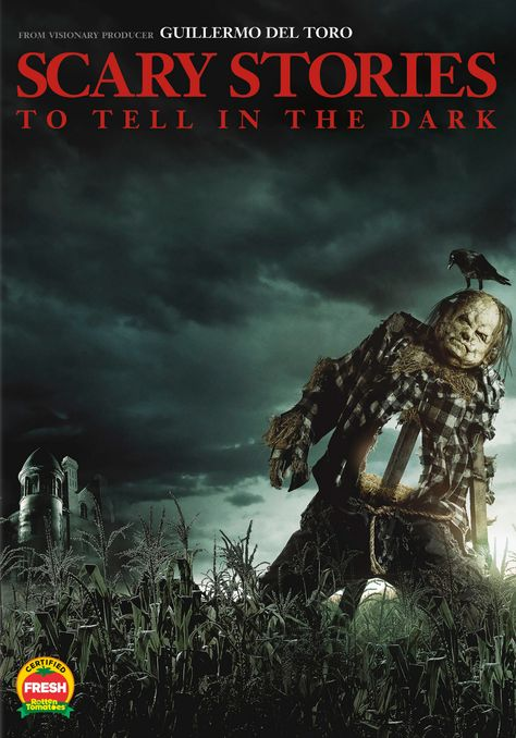 Scary Stories to Tell in the Dark [DVD] [2019] - Best Buy