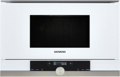 Micro Ondes Encastrable Siemens Bf634lgw1 Fours Micro