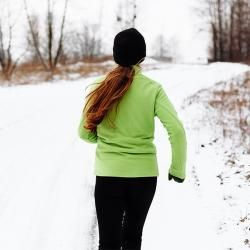 9 Things Everyone Thinks While Running in the Winter