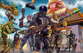 Fortnite 2048x1152 Wallpapers Game Art Art