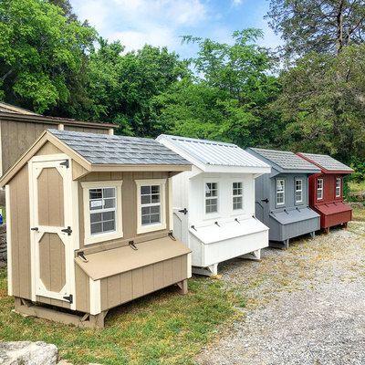 Smucker Farms Of Nashville Tn Smucker Farms Amish Built Sheds Furniture In Nashville Backyard Chicken Coop Plans Chicken Coop Small Chicken Coops