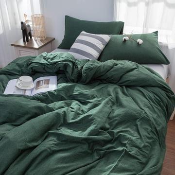 The Loft Green Bed Set In 2021 Green Comforter Bedroom Green Bedding Green Duvet Covers