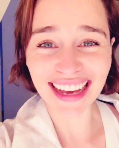Emilia Clarke i love you so much💗