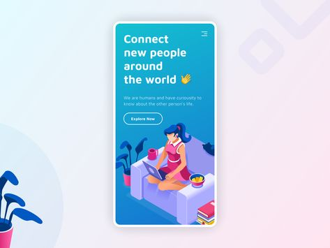 Connect new people