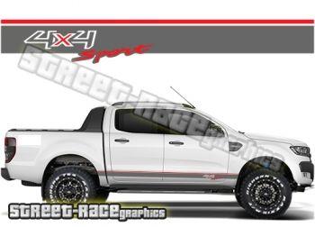 Ford Ranger Graphics From Wwwstreet Raceorg Sticker Art