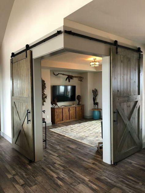 45 best living room decoration for modern house 00001 House Rooms, Diy Home Decor Easy, Bedroom Design, House, Living Decor, Basement Decor, Home Decor, Basement Design, Country Bedroom