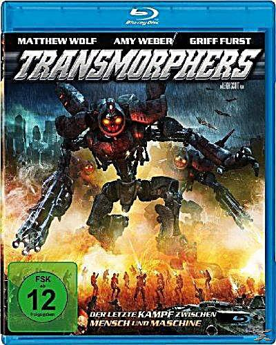 Transmorphers Blu Ray In 2020 Bilder