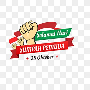 National Oath Of Sumpah Pemuda With Fist Hand Fist Clipart National Oath Png And Vector With Transparent Background For Free Download Independence Day Flag Clip Art National Day Saudi