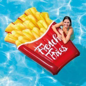 Feature Inflatable Pool