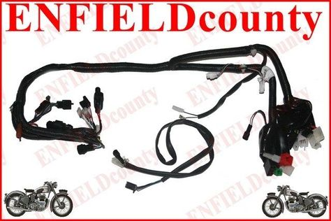 royal enfield wiring harness pictures royal enfield wiring harness royal enfield bullet electra uce classic e s 2010 main wiring harness