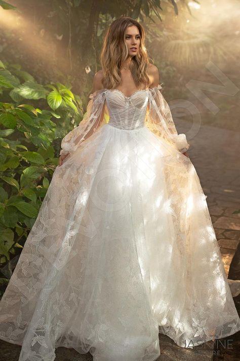 Elegant Dresses, Pretty Dresses, Most Beautiful Dresses, Beautiful Outfits, Ball Dresses, Prom Dresses, Formal Dresses, Dream Wedding Dresses, Fairy Wedding Dress