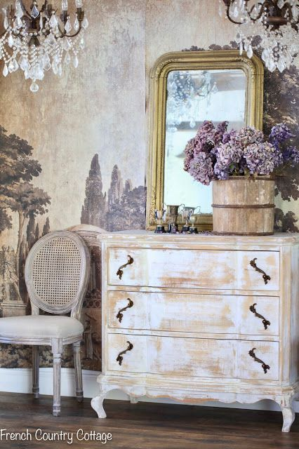 A Collection Of Vintage Inspired French Cottage Furniture And Accessories I Am So Honored That French Style Decor French Country Cottage French Country Style