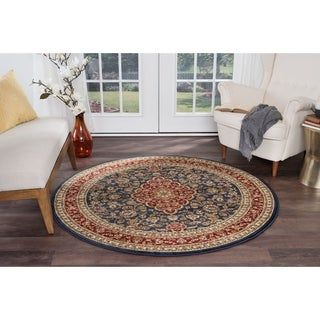 Overstock Com Online Shopping Bedding Furniture Electronics Jewelry Clothing More In 2021 Round Area Rugs Area Rugs Traditional Area Rugs