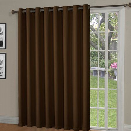 Home Patio Door Curtains Panel Curtains Curtains