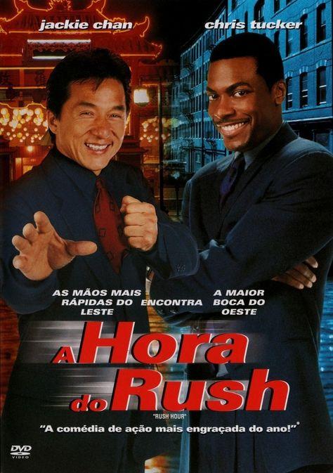 A Hora Do Rush Hora Do Rush Chris Tucker Jackie Chan