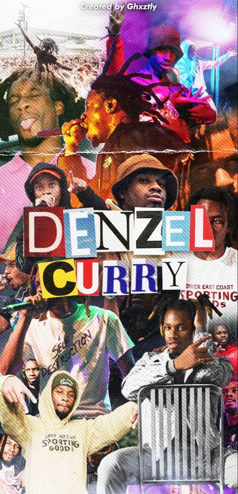 Denzel Curry Wallpaper